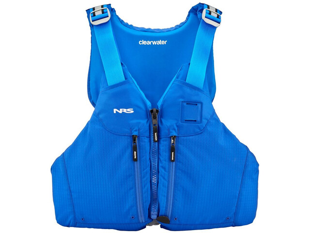 NRS Clearwater Mesh Back PFD red
